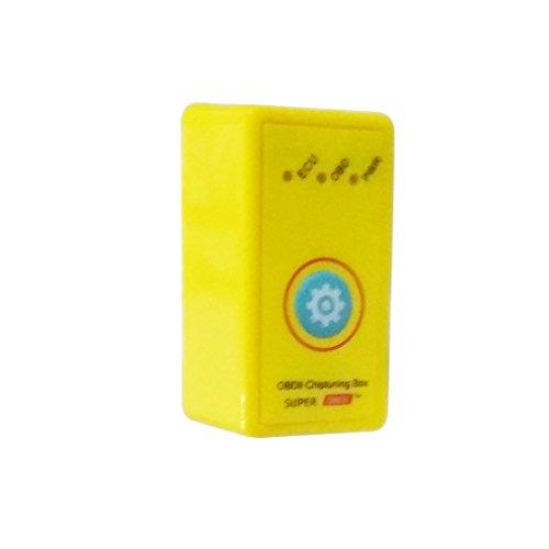 Preisvergleich Produktbild SunnydayDE OBD2 mit Reset-Taste für Diesel-Autos Performance-Chips Tuning Box Plug & Drive