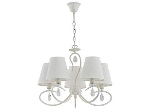 Lampadari In Ferro Battuto Bianco : Lampadari in ferro battuto bianco fresco lampadari in ferro battuto