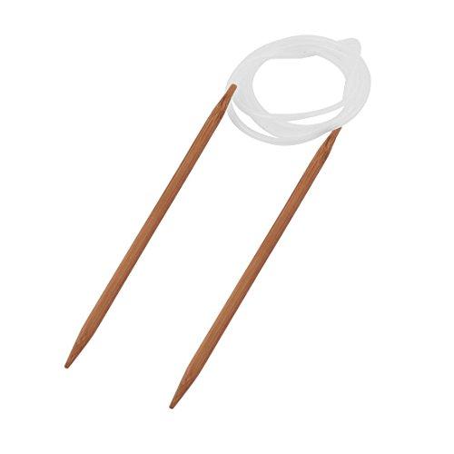 Portal Cool 5.5mm: Schneider-Schal-Hut-Garn-Schnur-Seil-strickende spinnende Nadeln 5.5mm Durchmesser 1.2M Länge