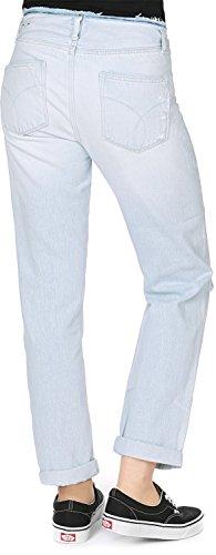 Calvin Klein Jeans Slim Boyfriend Cut W Vaquero vintage splatter