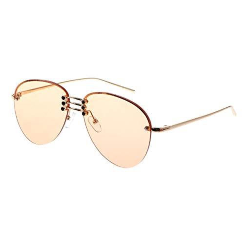 Mode Sonnenbrillen Großen Rahmen UV400 Marke Designer Persönlichkeit Frauen Männer Outdoor Driving Party Dekoration Geschenke Charme Universal Kreative Liefert