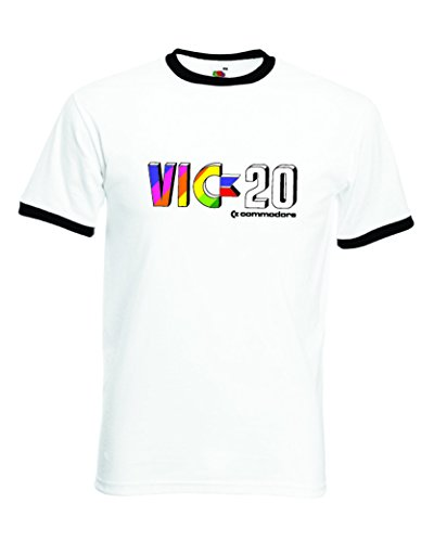 VIC-20 Ringer or Standard T-Shirt - S to XXL