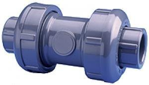 Spears 2239-012 PVC Schedule 80 True Union Ball Check Valves by Spears