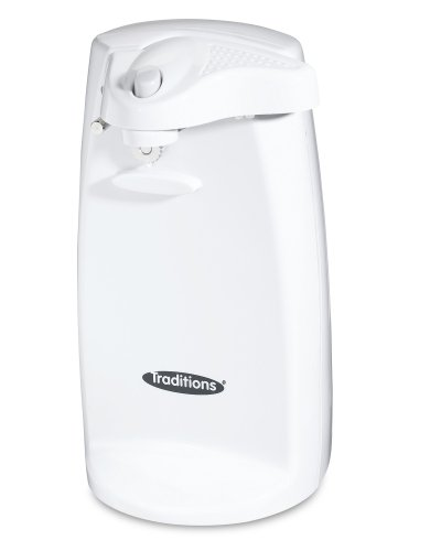 Proctor Silex Traditions 75288R Can Opener, White by Proctor Silex