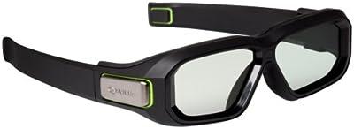 NVIDIA GeForce 3D Vision 2 Kit - Gafas 3D y emisor, negro