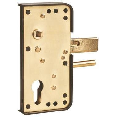 Serrure de sûreté à fouillot ga592 pour portillon