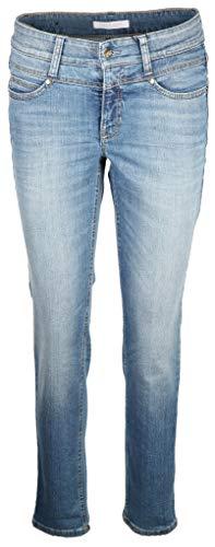 Cambio Damen Jeans Posh Größe 4429 Blau (blau)