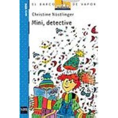 Ely Vaughn: Mini, Detective (Barco De Vapor Azul) PDF Kindle