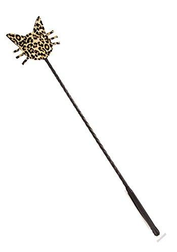 Leg Avenue 3732 - kitty Peitsche - Einheitsgröße, Leopard