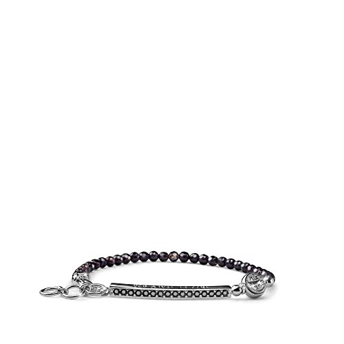 Armband Maria Cristina Sterling My Saint G2388 Silber Halbedelsteine (Cue Silber Sterling)