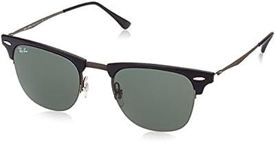 Ray-Ban - Gafas de sol Wayfarer 0rb8056 RB8056, Black (154/71 154/71)