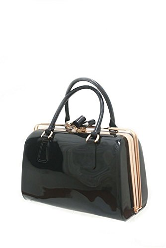 melie-bianco-borsa-a-zainetto-donna-nero-nero-medium