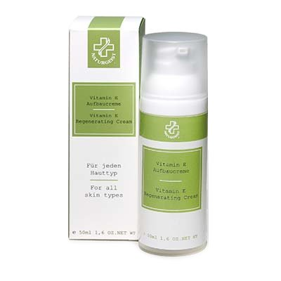 Hagina Vitamin-E-Aufbaucreme 50 ml -