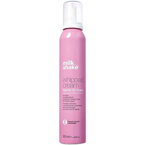 milk_shake go pink conditioning whipped cream 200 ml Leave-in Feuchtigkeits- & Schutzschaum Pink Cream