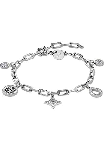 Guido Maria Kretschmer by CHRIST GMK Collection Damen-Armband Edelstahl One Size Silber 32010124