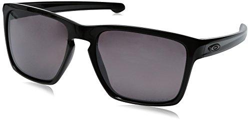 Oakley Sonnenbrille SLIVER XL, Schwarz (PRIZM DAILY POLARIZED), 57, OO9341-06