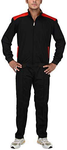 MXX SPORTS Men Synthetic Tracksuit (MX064-44)