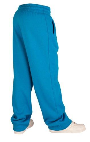 Urban Classics Damen Sporthose Loose-fit Sweatpants Turquoise