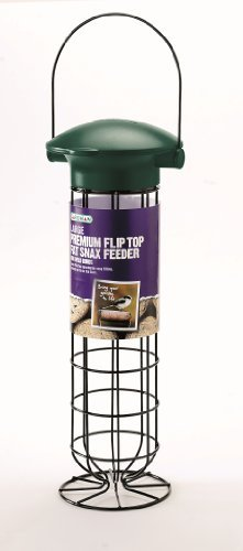 Gardman Large Premium Flip Top Fat Snax Feeder 31nUn1vew0L