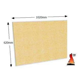 Vermiculite Board, Micalite Fire/Heat Resistant. 1020mm x 620mm x 25mm