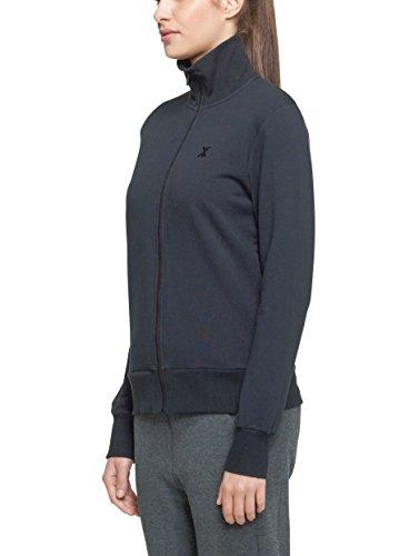 One piece High Neck Zip Out, Sweatshirt Sportswear Femme Noir - Noir