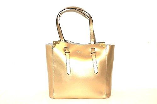 Tosca Blu , Sac pour femme à porter à l'épaule Or or 30x14x30cm