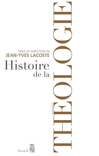 Histoire de la thologie