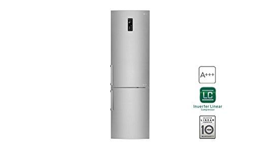 LG GBB59PZFFB nevera congelador Independiente Acero