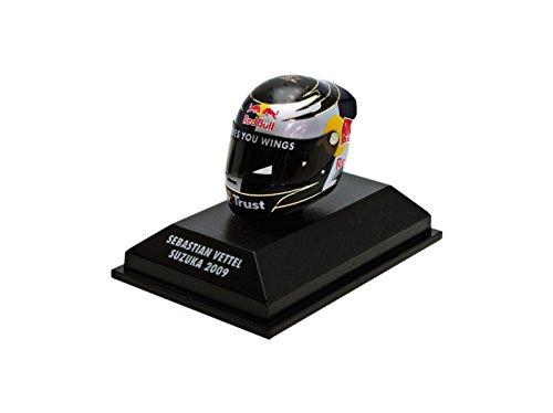 Minichamps - 381090401 - Arai Vettel - Suzuka 2009 - Escala 1.8