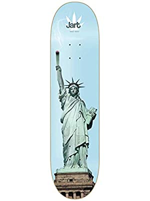 "Jart Weed Nation Liberty 8.375"" LC Skateboard Deck"