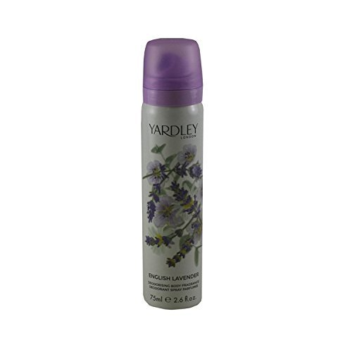 Yardley London English Lavender Body Spray 75ml