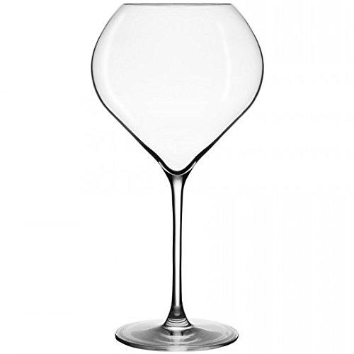 6 verres à vin Jamesse Grand Blanc 75 cl, Lehmann Glass
