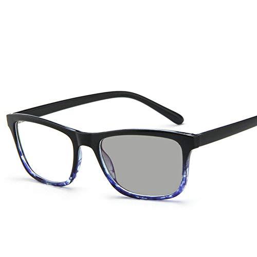 GBST Transition Sunglasses Photochromic Progressive Reading Glasses Men Multifocal Points for Reader,A3