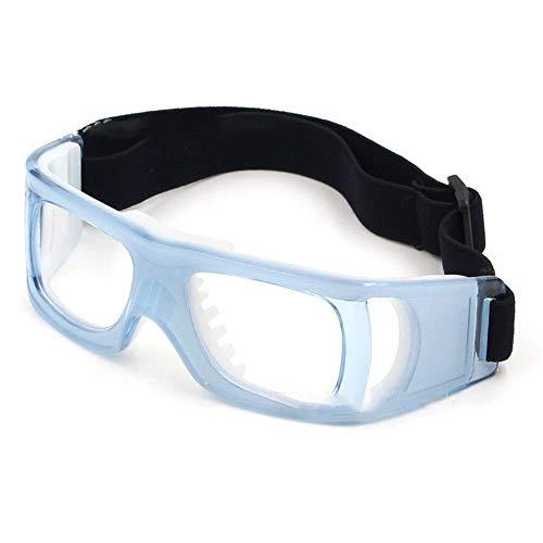 Polarisierte Sportsonnenbrille Fahrrad Schutzbrille Sonnenbrille Laufen Fahren Angeln Brille Outdoor Sports Anti-Schock-Brille Radfahren Brille Sonnenbrille Anti-Fog Ideal zum Fahren ( Color : Blue )