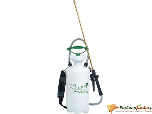 Ribiland - prp070p - Pulvérisateur à pression préalable 6.85l Lina 7