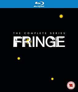 Fringe - The Complete Series 1-5 [Blu-ray] [2013] [Region Free]
