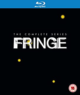 Fringe - The Complete Series 1-5 [Blu-ray] [2013] [Region Free] (B008HE9PUC) | Amazon Products