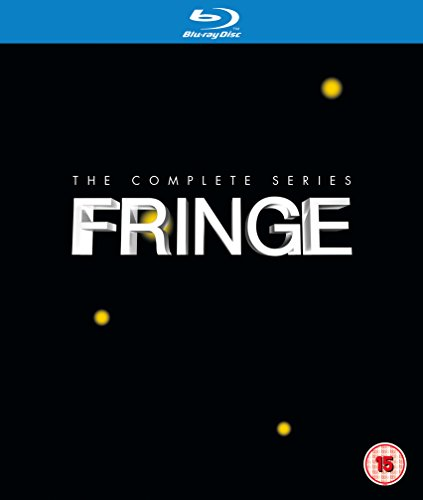 Fringe - The Complete Series 1-5