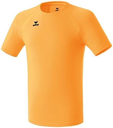 Erima Performance T-Shirt Mixte Orange - Orange Pop
