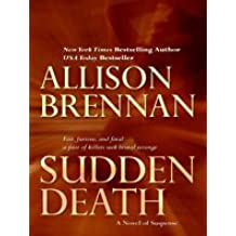 Sudden Death (Thorndike Press Large Print Basic Series)