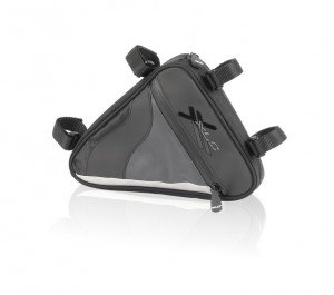 XLC Triangle Fahrrad Rahmen Tasche–Schwarz, 1,7Liter