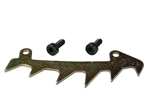 Preisvergleich Produktbild Sägenspezi Kralle + 2 Schrauben passend für Stihl 018 MS180 MS 180