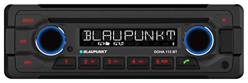 Blaupunkt Doha 112 BT - CD/MP3-Autoradio mit Bluetooth/USB / AUX-IN