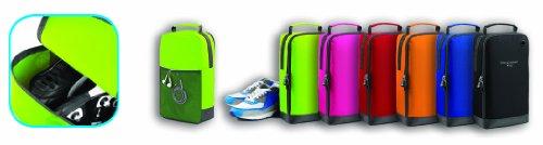 personalisierbar Sport Schuh & Zubehör Tasche Hot Pink (Hot Pink-schuh-tasche)