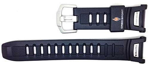 Genuine Casio Replacement Watch Strap Band 10290980 for Casio Watch PRG-130-1V, PRW-1500-1V