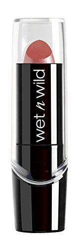 WET N WILD Silk Finish Lipstick - Dark Pink Frost -