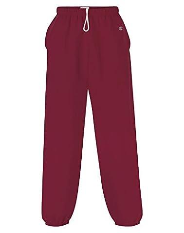 Champion P2170 Max Pantalon en coton - Rouge - X-Small