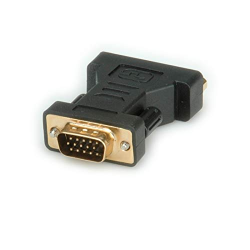 ROLINE Adaptador DVI-VGA