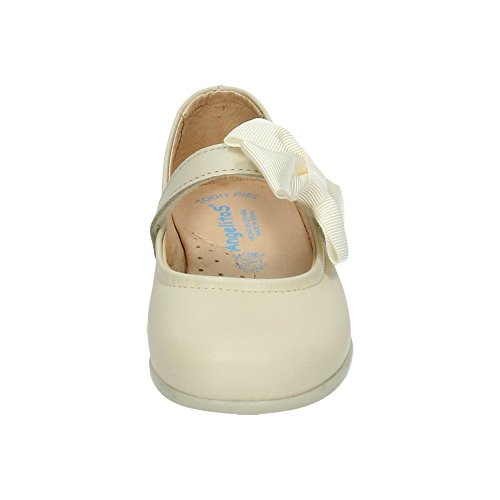 ANGELITOS , Mary Jane Flats fille Beige