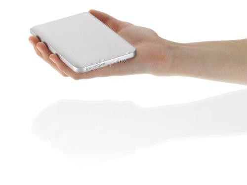 Freecom Mobile Drive Mg 1,5TB externe Festplatte (6,4 cm (2,5 Zoll), USB 3.0) silber